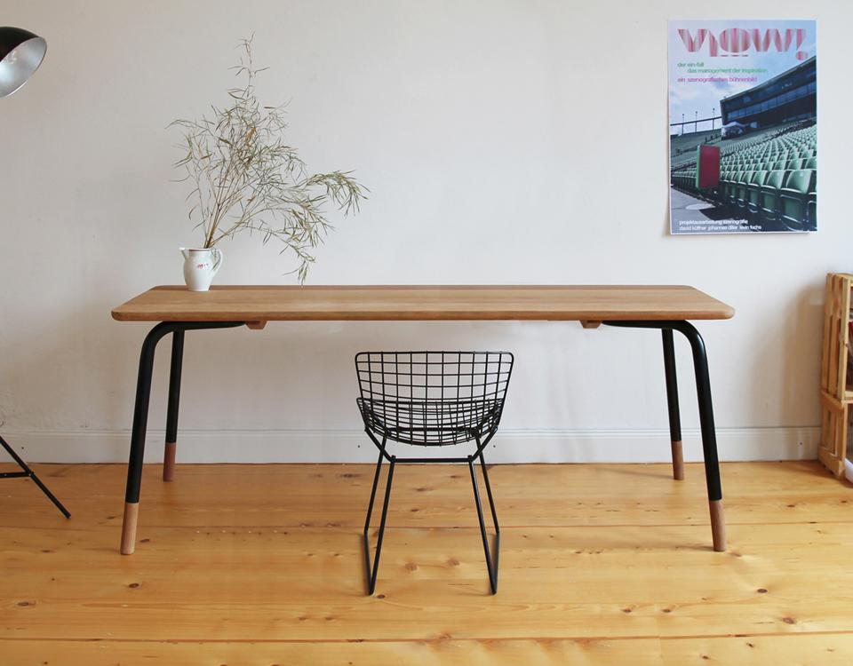 Ein Tisch ohne Leim_rg