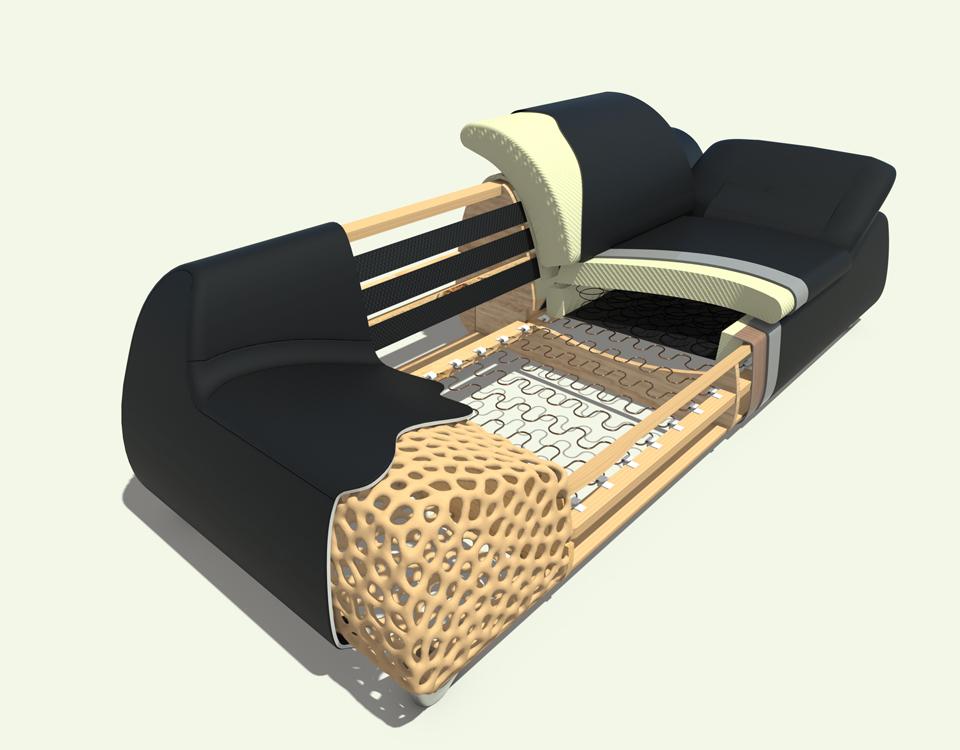 Sofa gauserDE textil_rg